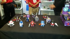 Transformers News: Toy Fair 2014 Coverage - The Loyal Subjects Vinyl Figurines Wave 2