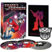Transformers News: Review of Shout Factory's Transformers - Complete 1st Season