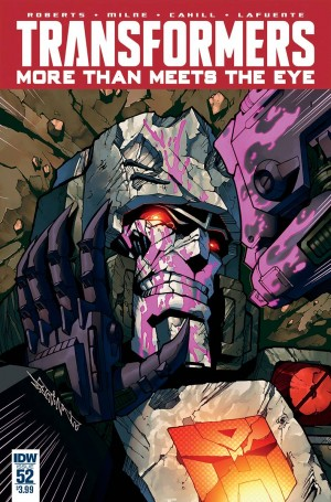 Transformers News: Sneak Peek - IDW Transformers: More Than Meets the Eye #52 iTunes Preview