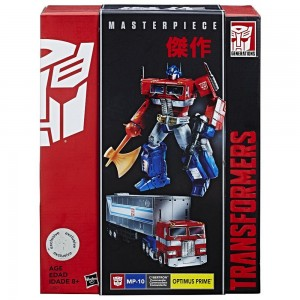Transformers Masterpiece MP 10 Optimus Prime Reissue in Stock at TRU Singapore