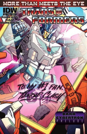 Transformers News: IDW Transformers More than Meets the Eye #22 Preview