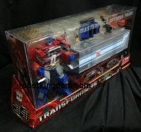 Transformers News: ROBOTKINGDOM .COM Newsletter #1253 - MP Optimus Prime, MP Soundwave, MP Grimlock and More