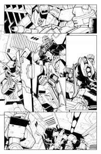 Transformers News: Additional Transformers Spotlight: Megatron Teaser Images