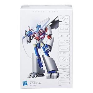 Transformers News: Packaging for Hasbro / Xiaomi Transformers Mi Power Bank Optimus Prime