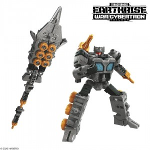 Earthrise Deluxe Class Fasttrack's Spear Mode Revealed