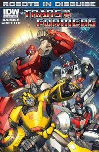 Transformers News: Transformers: Robots in Disguise Volume 1 Listed on Amazon