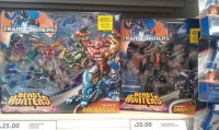 Transformers News: Transformers Prime Beast Hunters Predacons Rising and Constructbots Elites Released in the UK