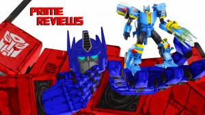 Optimus Prime Reviews Generations Nightbeat