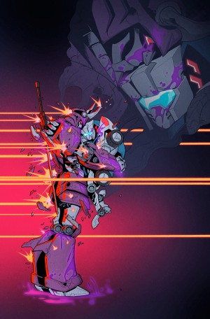 BotCon 2016 Art Prints: Brendan Cahill on Wreckers, MTMTE, and More