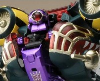 Transformers News: New Images of Transformers United Lugnut, Perceptor, Jazz and Wreck-Gar!