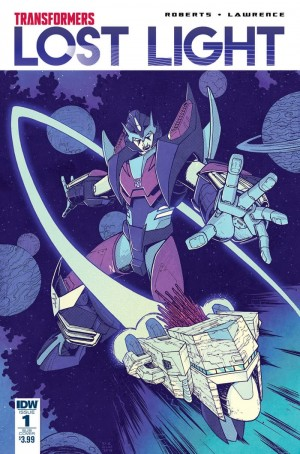 IDW Transformers December Solicitations: Lost Light, Optimus Prime, Till All Are One and More