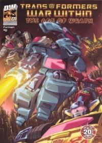 Transformers News: Pat Lee Interviewed on Dreamwave Bankruptcy
