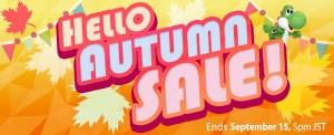 Transformers News: HobbyLinkJapan Sponsor News - Hello Autumn Sale!