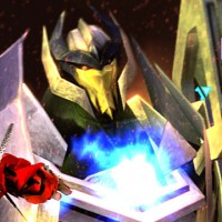 Transformers News: Activision's Wii U Transformers Prime Assets (includes Thunderwing reveal!)