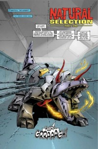 Transformers News: Transformers: Regeneration One #86 Creator Commentary from Simon Furman