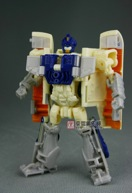 Transformers News: In-Package Images of ROTF Scout Wideload, FAB Night Blades Sideswipe