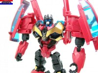 Transformers News: Pictorial Review: Takara Tomy Transformers Prime Arms Micron AM-30 Rumble