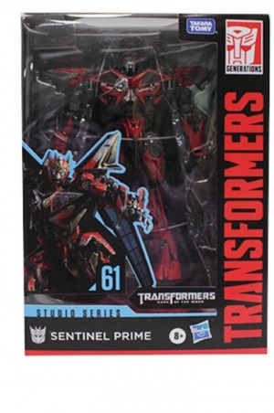 Transformers News: First Look at Transformers Studio Series Sentinel Prime