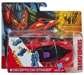 Transformers News: Official Age of Extinction 1 Step Stinger In Package Images