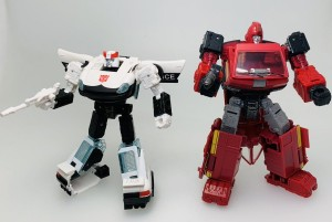 New Images of Earthrise Ironhide, Prowl, Ramjet and Dirge