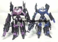 Transformers News: Additional Images: AM-15 Darkness Megatron and AM-16 Jet Vehicon
