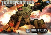 Transformers News: Asia Exclusive Transformers Classics Bruticus