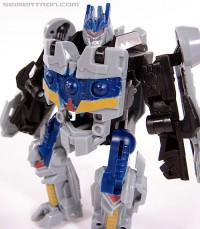 Transformers News: New ROTF Legends Class Galleries: Power Armor Optimus, Wheelie, Soundwave & Bluesteel Sideswipe