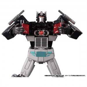 Transformers News: Official Listing and new Images up for Transformers Masterpiece MP-49 Black Convoy