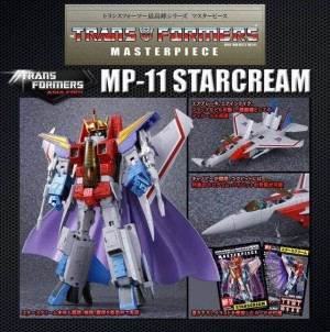 Transformers News: March Production Run Of MP-11 Coronation Starscream Now Up For Preorder At TFSource