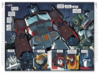 Transformers News: 2012 Transformers Special Edition Wall Calendar Preview