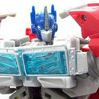 Transformers News: Transformers Prime Powerizer Optimus Prime Gallery