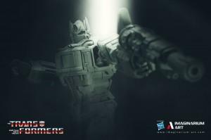 Prototype Images of Imaginarium Art G1 Optimus Prime Statue