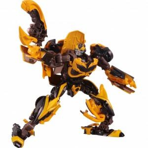 Transformers News: In Depth Review of Takara Movie The Best Series EX Bumblebee.