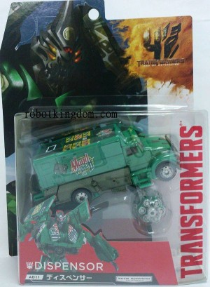 Transformers News: In-Package Images - Takara Tomy Transformers: Lost Age Movie Advanced AD-01 to AD-15