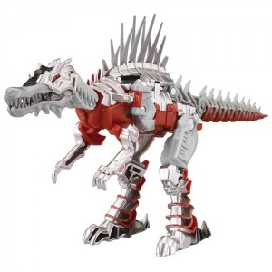 Transformers News: High Resolution Images of Takara Lost Age LA10 Scorn and LA11 Strafe