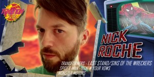 Marvel and IDW Artist Nick Roche to Attend TFNation 2018