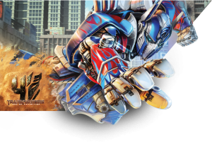 Transformers News: Official Transformers: Age of Extinction Products Cybertron Monday Online Retail Launch and Voicemail from Optimus Prime