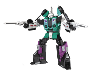 Official Images - Transformers Titans Return Kickback, G2 Optimus, Hot Rod, Sixshot and More