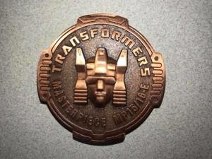 Transformers News: Collector Coin for Transformers Masterpiece MP-15 / 16-E Cassettbot vs Cassetron