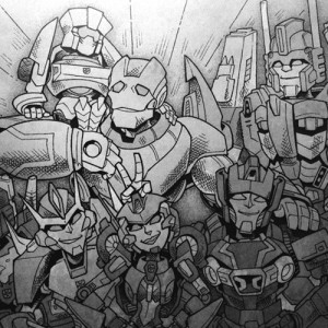 """Transformers News: Twincast / Podcast Episode #116 """"Character Piece"""""""