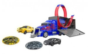 Official Images: Transformers: Age of Extinction Optimus Prime Challenge and Grimlock Tracks Sets