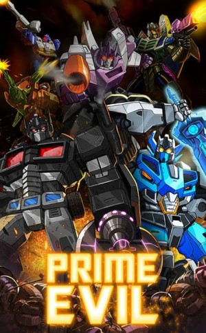 "Transformers News: Transformers: Legends ""Prime Evil"""