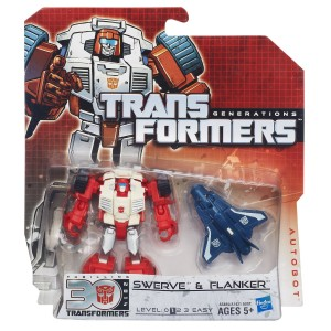 Transformers News: Updated Official Images Transformers Generations Legends Swerve with Flanker