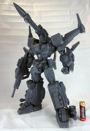 Transformers News: Art Storm's EX Gokin God Ginrai Prototype images
