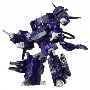 Transformers News: Shockwave to be Repacked in Wave 2 of Transformers Siege Leader Class