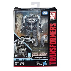 Transformers News: Transformers Studio Series Jazz Review and Leaked From Cybertron Video