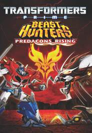 Transformers News: Transformers Prime Beast Hunters Predacons Rising Will Air October 4 on the Hub