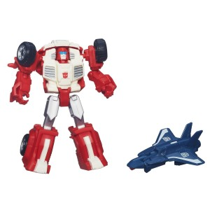 Transformers News: Video Review: Transformers Generations Legends Class Swerve with Flanker