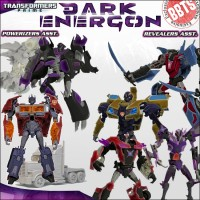 Transformers News: BBTS Exclusive 'Dark Energon' Prime Series - Pre-Orders Opening Soon!