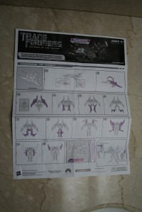 Transformers News: ROTF Mindwipe's Instructions